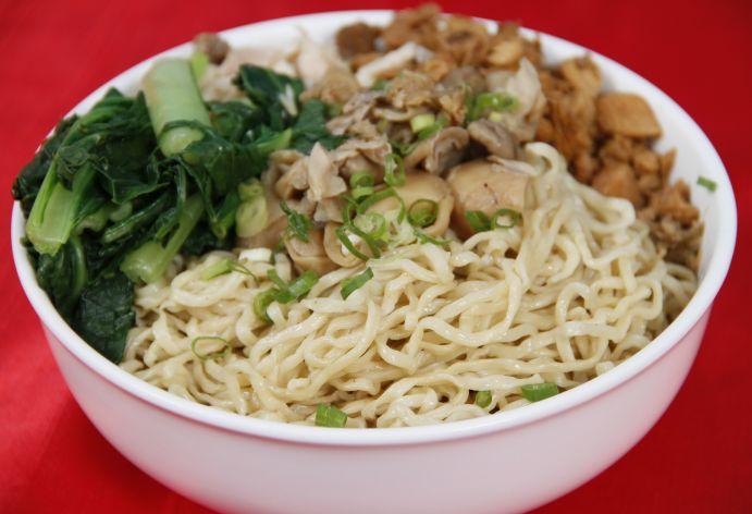 Bakmi Gang Kelinci - kuliner legendaris Jakarta